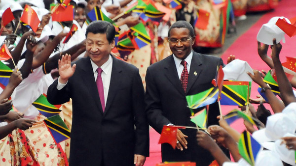 Introduction to China-Africa relations : A Q&A with Eric Olander