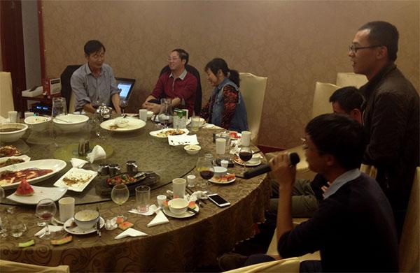 Chinese residents of Kenya break the monotony with karaoke (and rice wine)