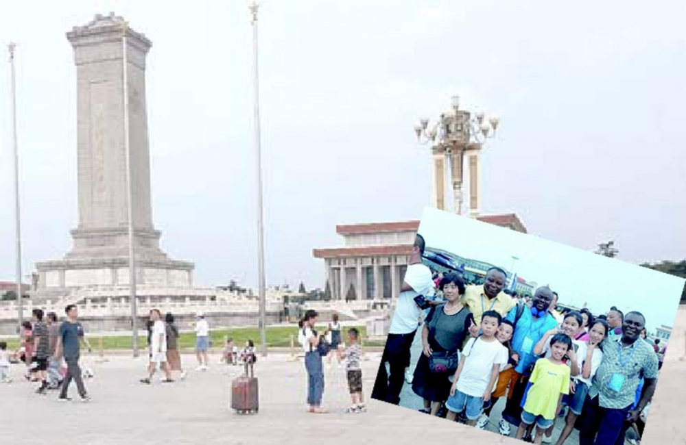 Mobbed at Tiananmen Square, Stunned in China's Harbin