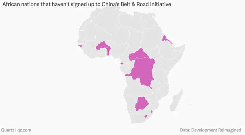 We Focus a Lot of Attention on African Countries  Involved in China's BRI, But What About Those Who Aren't?