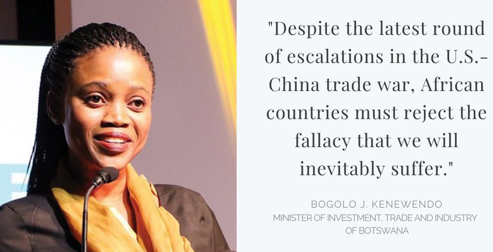 How African Countries Can Benefit From the U.S.-China Trade War