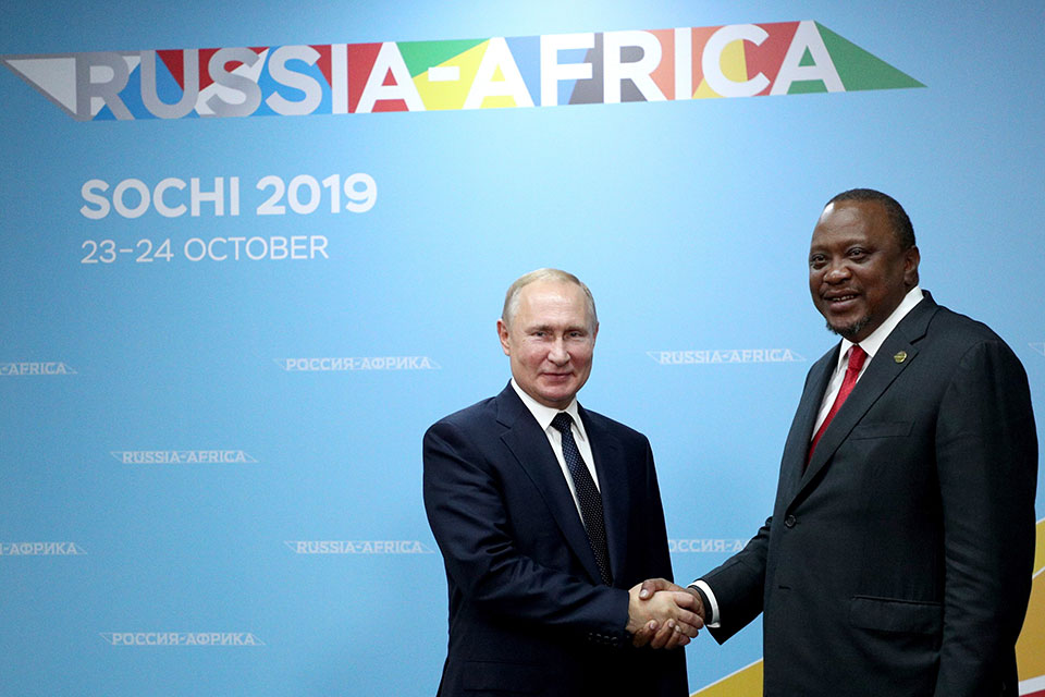 It's Starting to Settle-In That Russia's Coming Back to Africa. So What Does That Mean for Africa and Everyone Else?