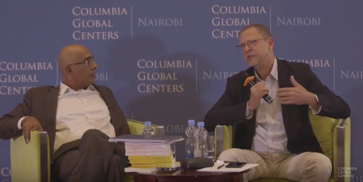 Author and Journalist Howard W. French on the History, Geopolitical & Economic Impact of China's Engagement in Africa.