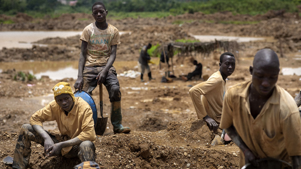 Chinese Galamsey and the Illegal Lure of China's Gold Rush