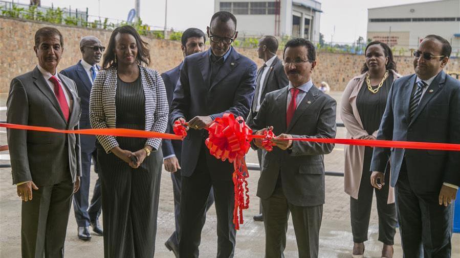 Rwanda Partners with DP World, Alibaba and Zhejiang Province to Open New $35 Million Dry Port