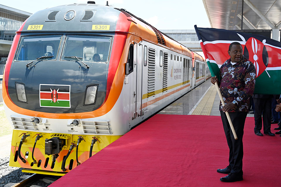 European State Media Pose Tough Questions About Railway Financing in Kenya While Overlooking One Very Important Point