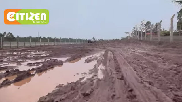 Kenya's Newest SGR Line is Up and Running But Bad Roads Means No One Can Actually Get to the Stations