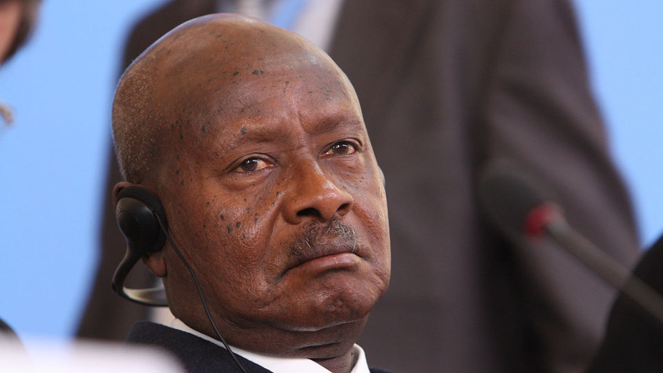 Museveni is Now China's Most Forceful Advocate in Africa