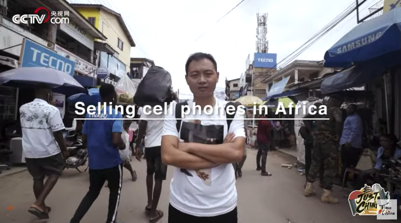 Video Worth Watching: Meet 26-Year Old Tecno Manager Chen Kai