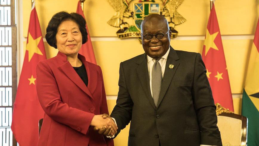 China and Ghana Agree to a Small Debt Write-Off and a Big Bauxite Deal