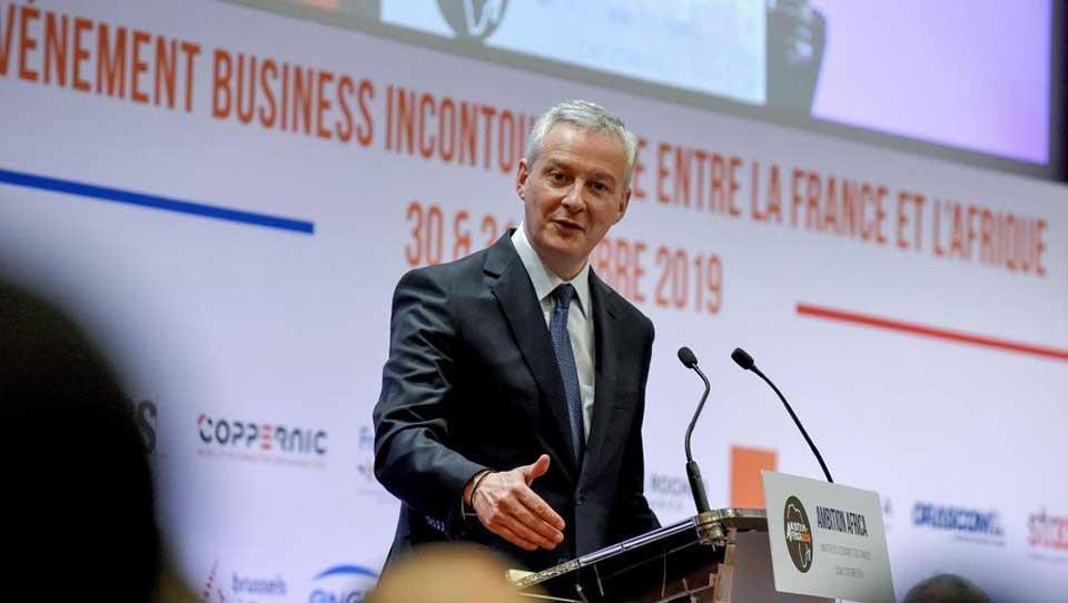 France Hopes a Focus on Small Business Will Help it Gain an Advantage Over China in Africa