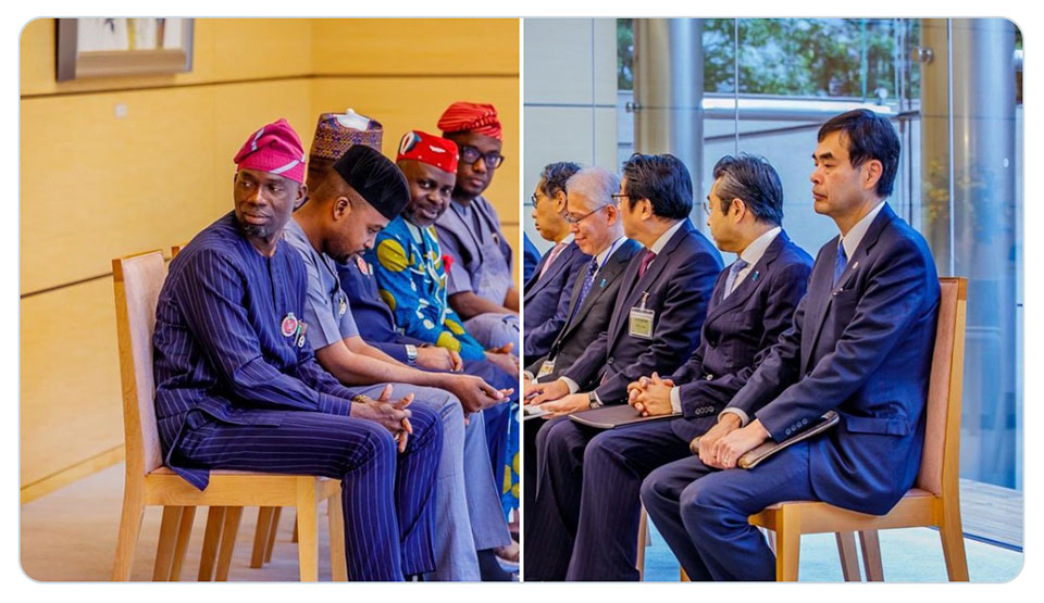 They Were Angry When It Happened in China, Then the U.S. and Now Japan.  African Social Media Users Fume Over Their Diplomats' Refusal to Bring Pen and Paper to Meetings