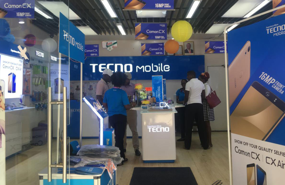 The Budding Africa-China Tech Collaboration Dynamic