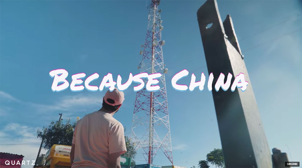 Video Worth Watching: What Happens When China Builds Your Country's Internet?