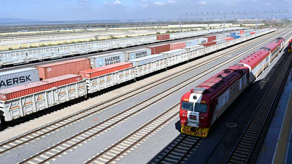 Tanzania's Drive to Become Regional Transport Hub Gets Boost From New SGR Deals With Burundi, DRC
