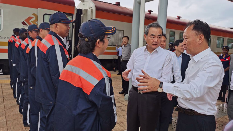 Why Wang Yi's Boring, Uneventful Tour of Africa Was So Important - The China  Africa Project