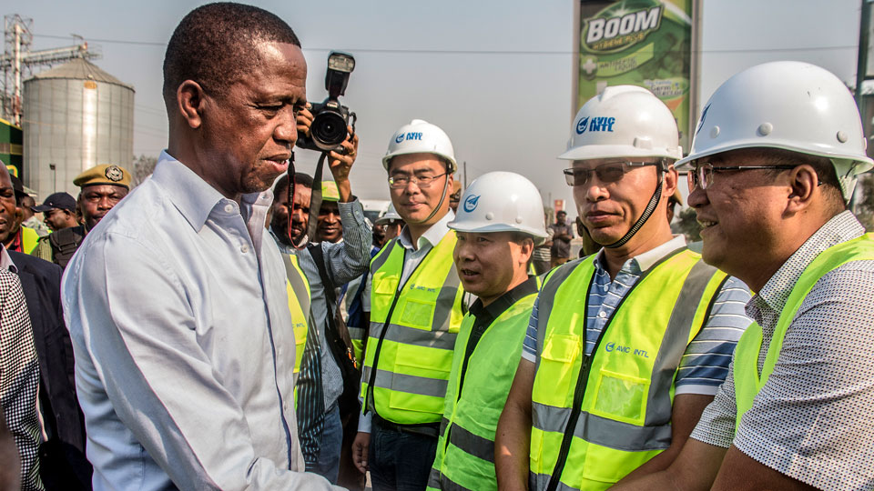 From Ideology to Economics: The Evolution of China-Zambia Ties