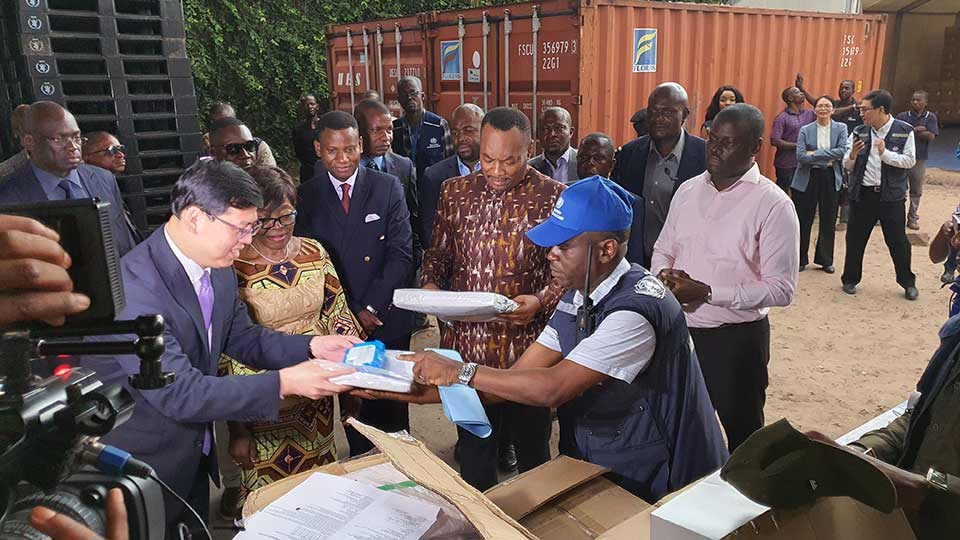 China Launches Massive Global COVID-19 Aid Campaign in Africa