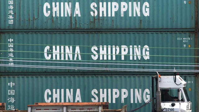 From Ship to Rail to Air, Kenya's Trade With China Slowing to a Halt