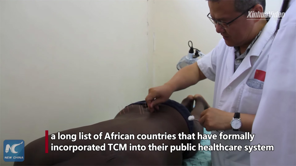 China's State Media Promotes Use of Traditional Chinese Medicine to Treat COVID-19 in Africa