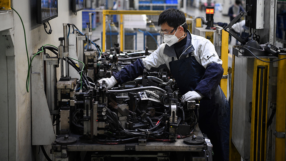 Rebound in Chinese Manufacturing Provides a Small, Badly Needed Boost to African Oil Prices