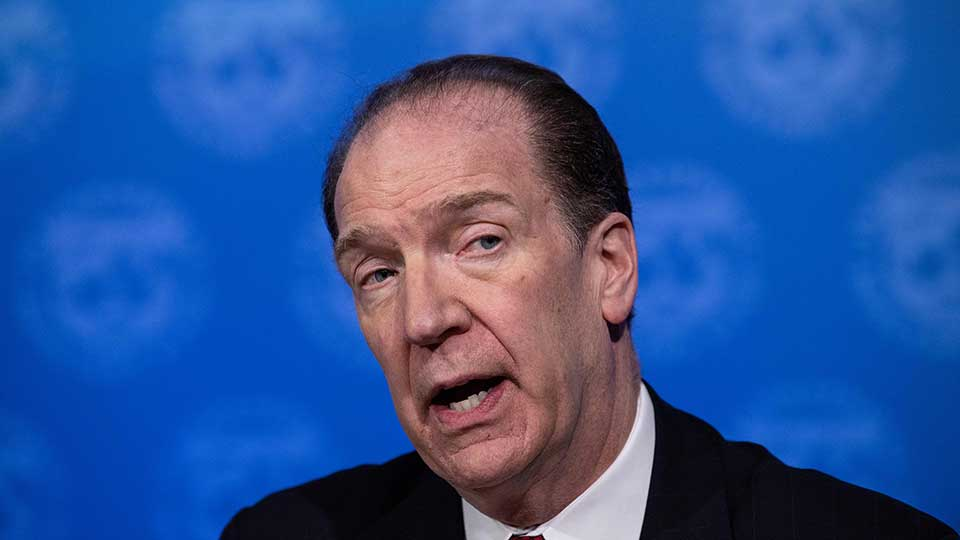 World Bank President Frustrated About the Slow Pace of Private Debt Relief for Africa