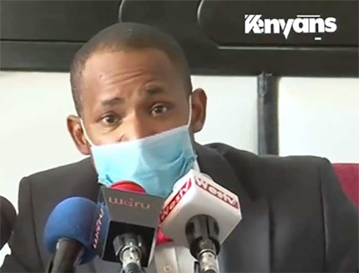 Outspoken Kenyan MP Warns China: We Can Do to Your People What You Did to Ours