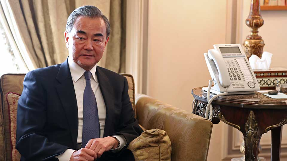 Wang Yi Works the Phones With African Foreign Ministers