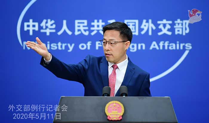 After a Brief Lull, Chinese Foreign Ministry Spokesman Zhao Lijian Announces a Raft of New COVID-19 Aid Programs for Africa