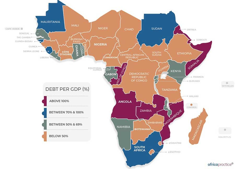 Africa Practice: Africa is Not Facing a Debt Crisis but Some African Countries Certainly Are