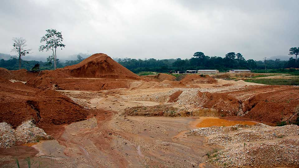 There's Mounting Grassroots Opposition to a Chinese Mining Company's Desire to Expand its Operations in Northern Ghana