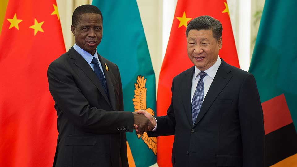 Zambia's Default Sparks Renewed Concerns Over High Levels of Chinese Debt in Some African Countries