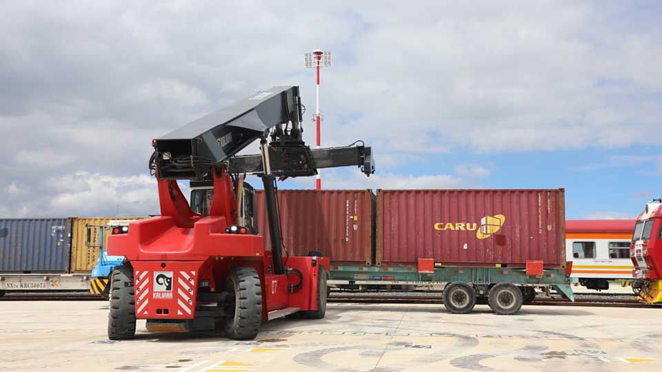 Kenya's Inability to Get Shippers to Use its New SGR Cargo Depot in Naivasha Raises Doubts About Debt Repayment