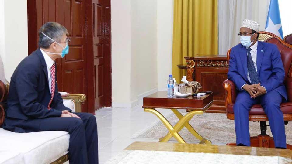 Both China and Somalia Equally Upset About Taiwan's Entreaties With Somaliland