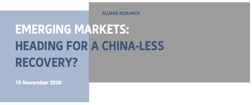 "Allianz Research: Africa, Americas Had Better Brace for a ""China-Less Recovery"""