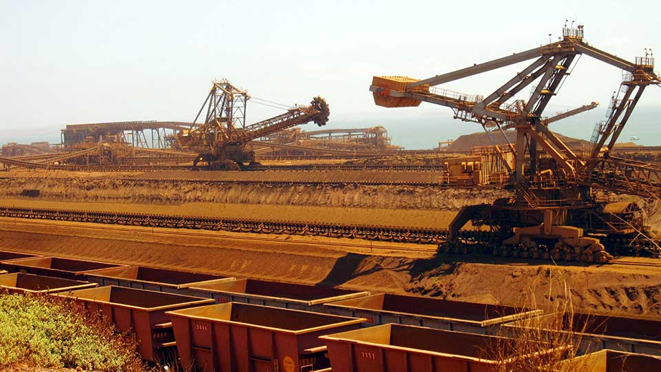 Africa Benefitting From China's Determination to Move Away From Australian Commodity Suppliers