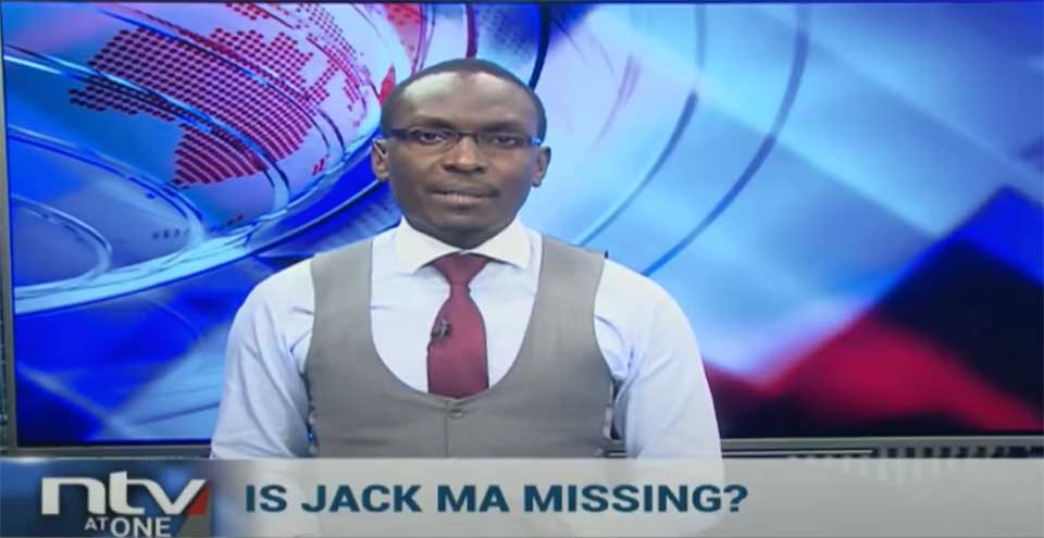 There's Growing Concern in Kenya Over the Fate of Jack Ma