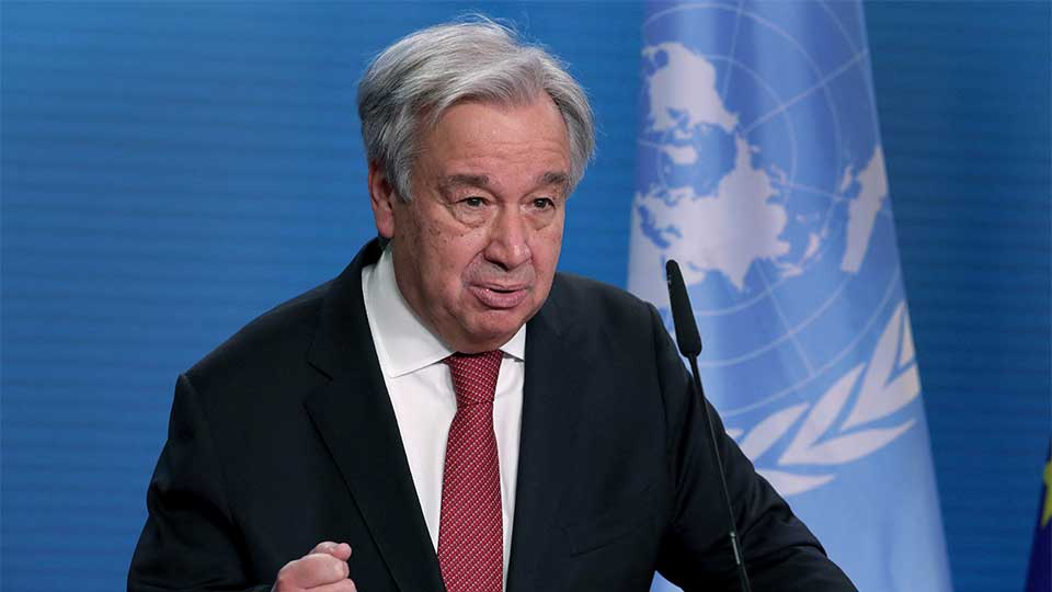 UN Secretary-General Issues Stark Warning on Developing World Debt: Too Little's Been Done and Now It's Too Late