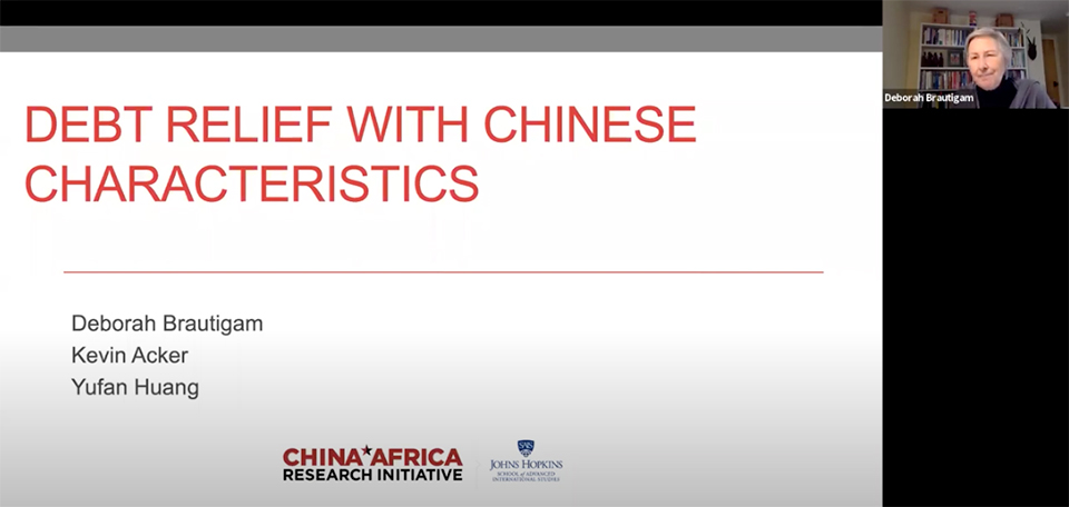 Brautigam: Influence and Investment, Not Asset Seizures Are the Primary Drivers of Chinese Lending in Africa