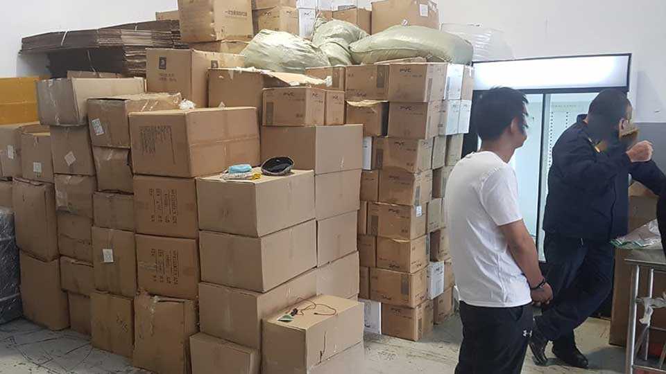 South African Police Seize Fake COVID-19 Vaccines Imported From China