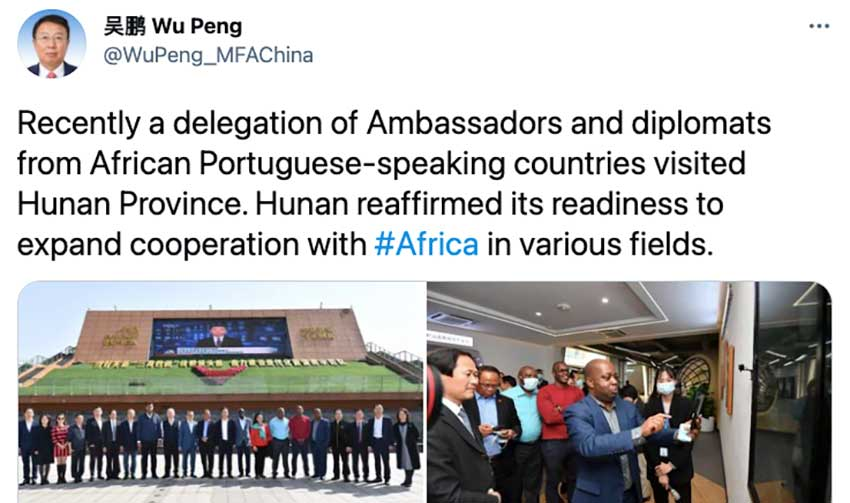 The Central Chinese Province of Hunan is Now a Major Hub For China-Africa Engagement