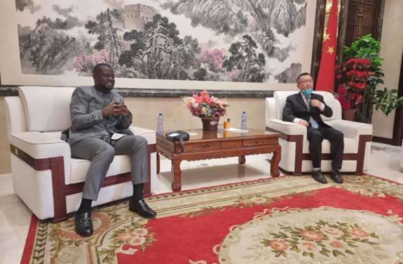 While Ghana's Governing Elites Call For Deeper Economic Engagement With China, Civil Society Groups Fume