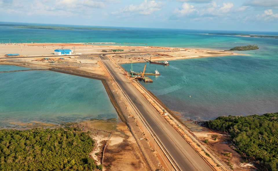 The New, Upgraded Chinese-Built Port in Lamu is Ready To Go