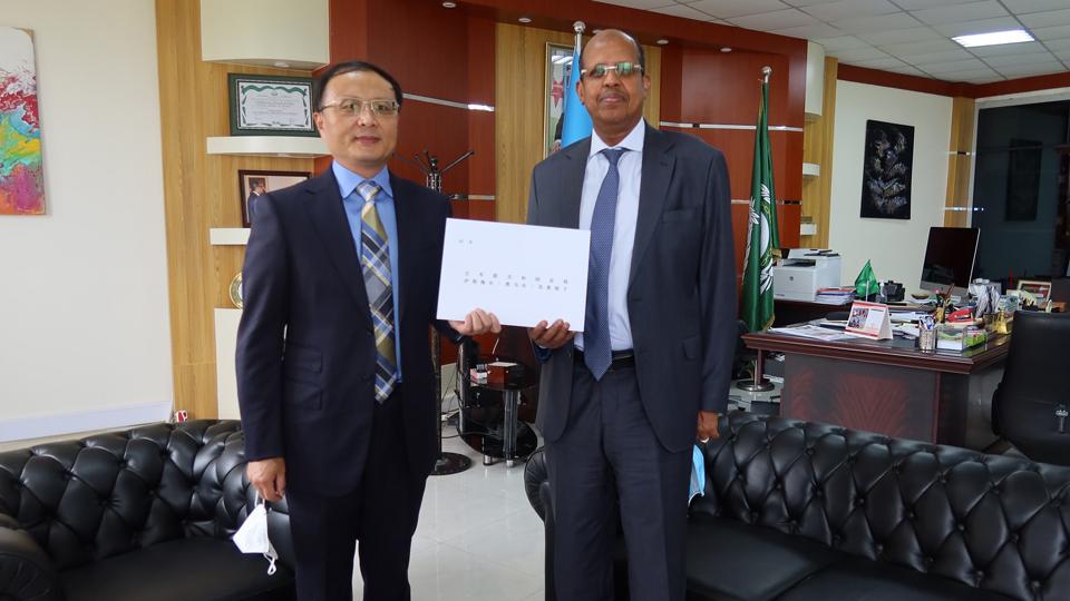 China's New Man in Djibouti