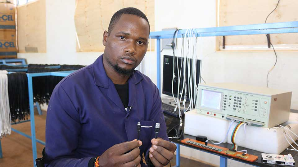 One Kenyan Entrepreneur's Cautionary Tale About Replacing Chinese Imports With a Locally-made Alternative