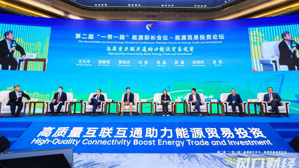 Energy Think Tank Head Proposes 3 Ways China Can Help to Develop Africa's Next Generation Power Market