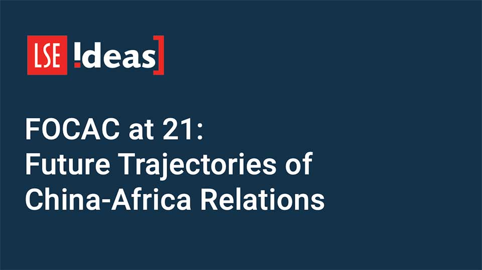Leading China-Africa Experts Preview the Key Themes That Will Likely Dominate This Year's FOCAC Summit